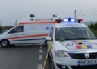 Accident de circulație cu doi răniți în weekend pe DN 14