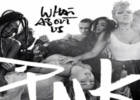 Pink revine în PlayList cu noul single – What About Us