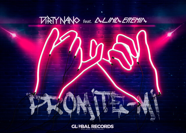 Dirty Nano & Alina Eremia new single